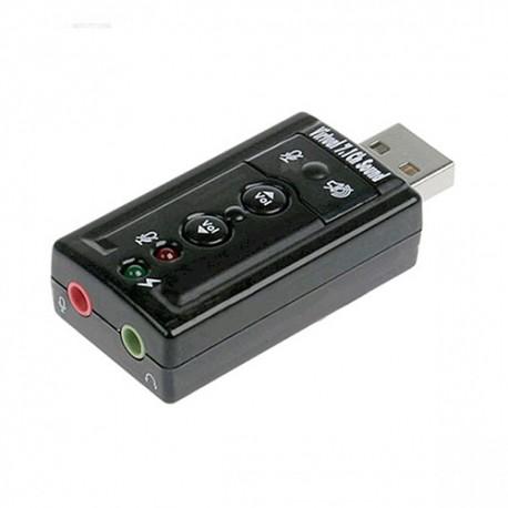 USB zvučna karta 7.1 ch