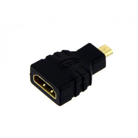 Adapter HDMI na Micro HDMI (žensko/muški)