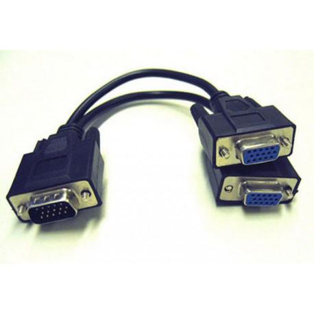 VGA spliter (muški /2 ženska)