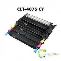Zamenski toner CLT-407S CY