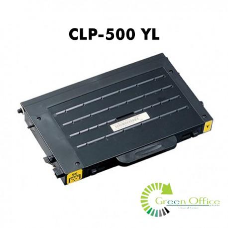 Zamenski toner CLP-500 YL