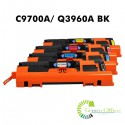 Zamenski toner C9700A/ Q3960A BK