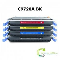 Zamenski toner C9720A BK