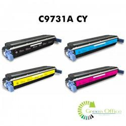 Zamenski toner C9731A CY