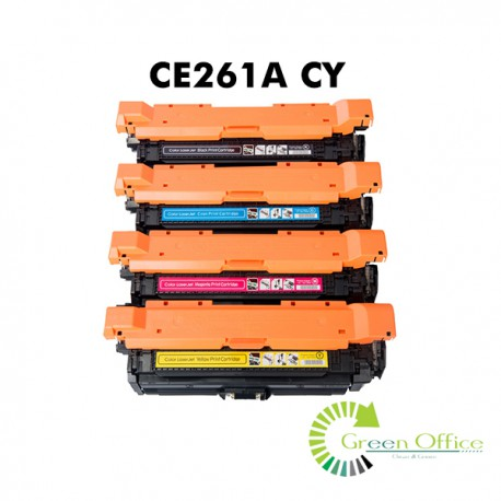 Zamenski toner CE261A CY