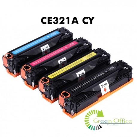 Zamenski toner CE321A CY