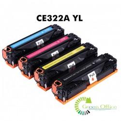Zamenski toner CE322A YL