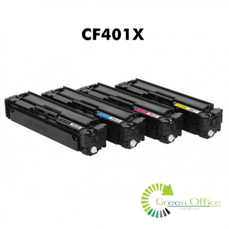 Zamenski toner CF401X