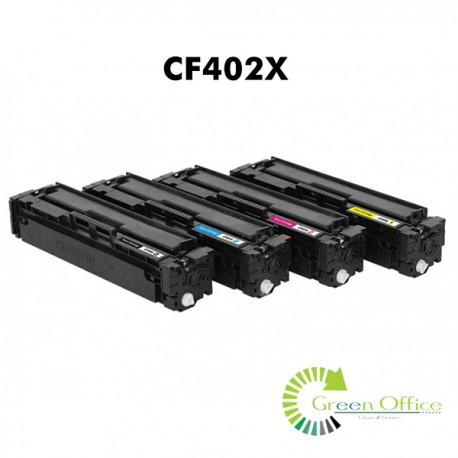 Zamenski toner CF402X