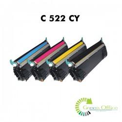 Zamenski toner C522 Cyan