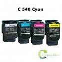 Zamenski toner C540 Cyan