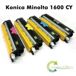 Zamenski toner Konica Minolta 1600 CY