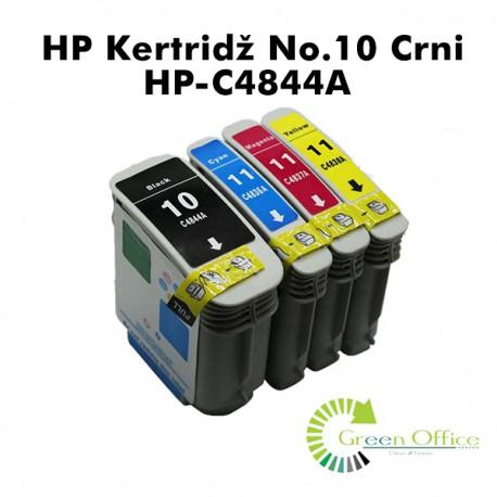 HP Kertridž No.10 Crni HP-C4844A
