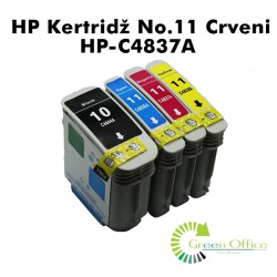 HP Kertridž No.11 Crvena HP-C4837A