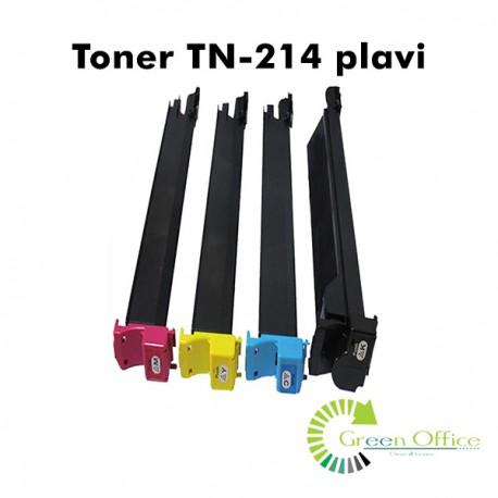 Toner TN-214 plavi