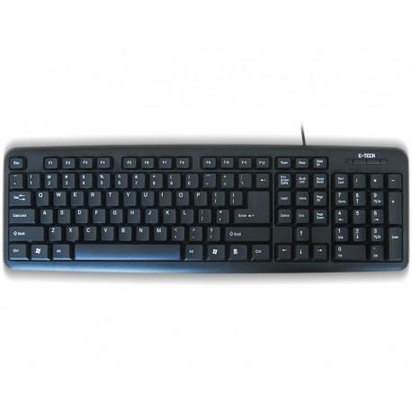Tastatura ETECH E-5050 PS/2 US
