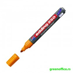 Board marker 250, cap-off narandžasta (Edding)