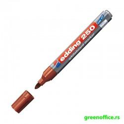 Board marker 250, cap-off crna (Edding)