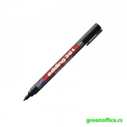 Whiteboard marker 361, 1mm crna (Edding)