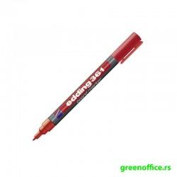 Whiteboard marker 361, 1mm crvena (Edding)