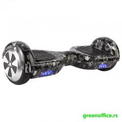 Hoverboard Gyropode G1 Skull