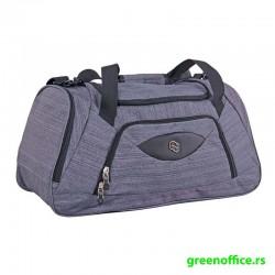 Sportska torba Pulse scate siva X20539
