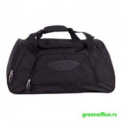 Sportska torba Pulse scate crna X20534