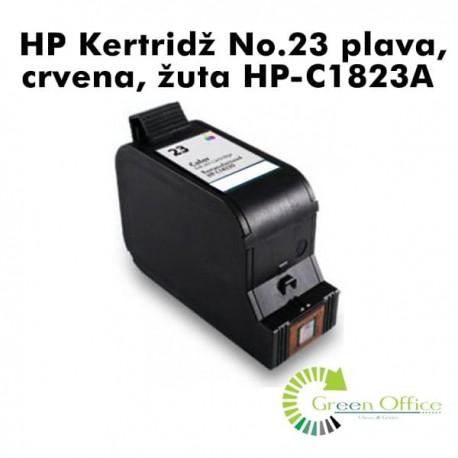 HP Kertridž No.23 Kolor HP-C1823A