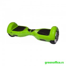 "Hoverboard S36 Self Balancing Wheel 6.5"" zeleni"