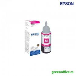 Epson mastilo T6733 crveno