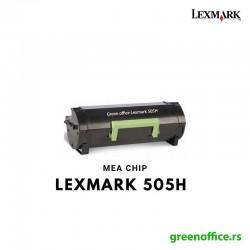 Zamenski toner Lexmark 505H