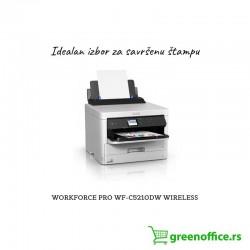 Štampač Epson WorkForce Pro WF-C5210DW wireless