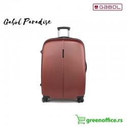 Veliki putni kofer Gabol Paradise narandžasti