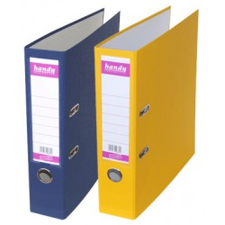 Registrator PVC normal 70mm, A4 (Handy)