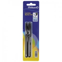 Marker za CD permanentni 0,7mm 441 pk2 Pelikan 947317 blister
