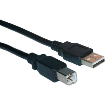 USB 2.0 kabl A-B 1,8m