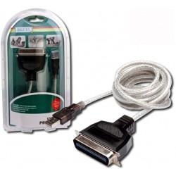 USB 2.0 kabl na LPT paralel