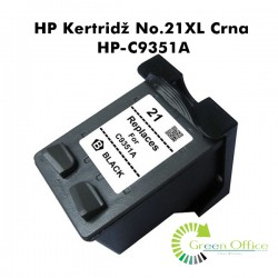 HP Kertridž No.21XL Crna HP-C9351A