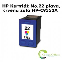 HP Kertridž No.22XL Kolor HP-C9352A