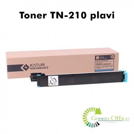 Toner TN-210 plavi