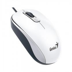 Miš GENIUS DX-110 USB beli