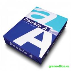 Papir Double A, A4 80gr ris