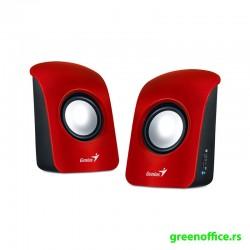 Zvučnik GENIUS SP-U115 2.0 crveni