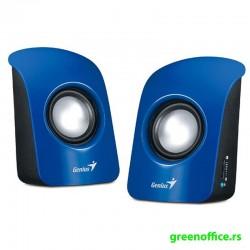 Zvučnik GENIUS SP-U115 2.0 plavi