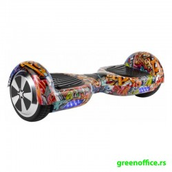 Hoverboard Gyropode G1 Street Art