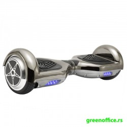 Hoverboard Gyropode G1102 SILVER