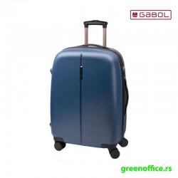 Kofer Gabol Paradise 70l plavi (serdnji)