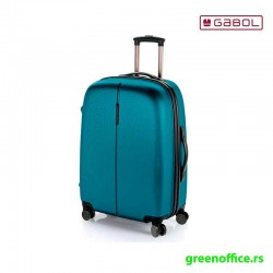 Kofer Gabol Paradise 70l zeleni (serdnji)