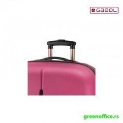Kofer Gabol Paradise 70l rozi (serdnji)