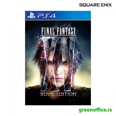 Final Fantasy XV Royal Edition – PS4